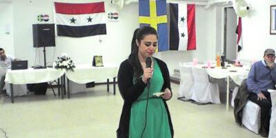 اللاجؤون السوريون في السويد