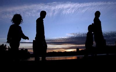 اللاجؤون السوريون في السويد – معسكر غريتان
