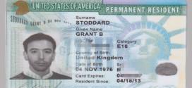 الهجرة الى أمريكا - جرين كارد