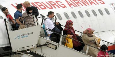 اللجوء في ألمانيا