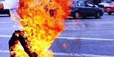 مغربي يحرق نفسه بعد رفض ألمانيا طلب لجوئه