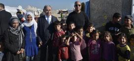 توطين لاجئين سوريين من طرف الامم المتحدة