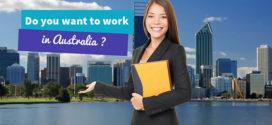 شروط العمل في استراليا