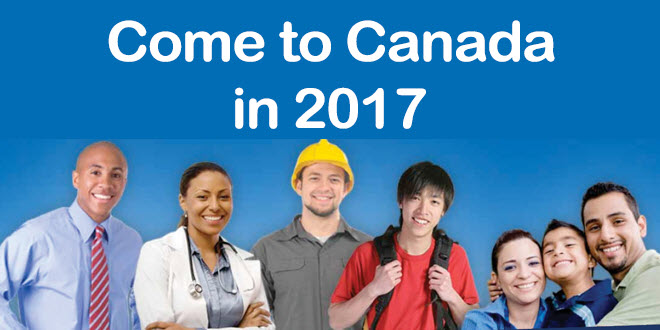 نتيجة بحث الصور عن الهجرة كندا 2017