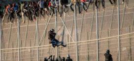 الهجرة غير الشرعية سبانيا