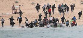 الهجرة غير الشرعية الى اسبانيا